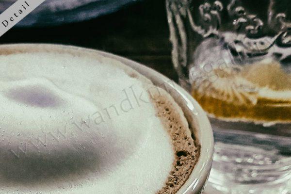 Coffee con Leche Kaffee und Kunst