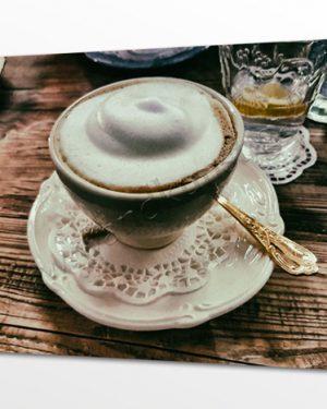 Kaffee und Kunst Coffee con Leche